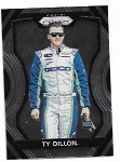 2018 Panini Prizm racing Ty DIllon card